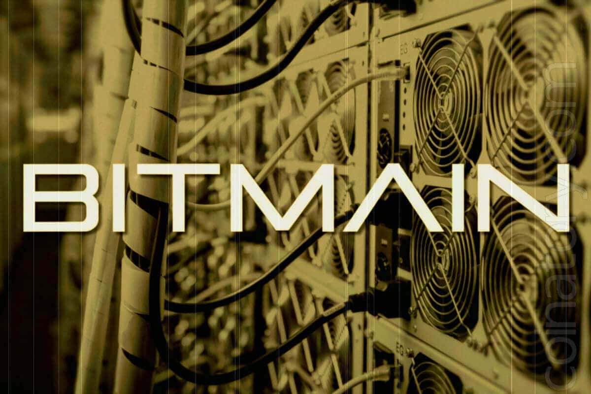 Bitmain to Sack