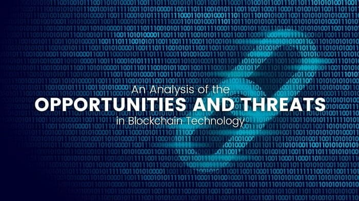 Blockchain a threat