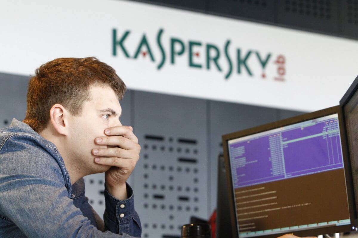 Kaspersky Lab Faces