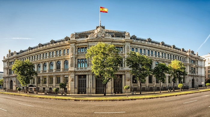 Spains Central Bank