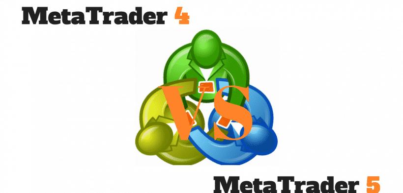 MetaTrader 4 and MetaTrader 5