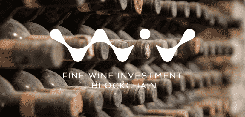 WiV - Blockchain-Based Fine Wine Trading Platform