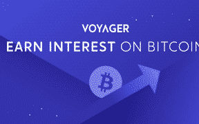 Voyager Digital's New Interest Program Offers 3% Interest on Bitcoin Holdings