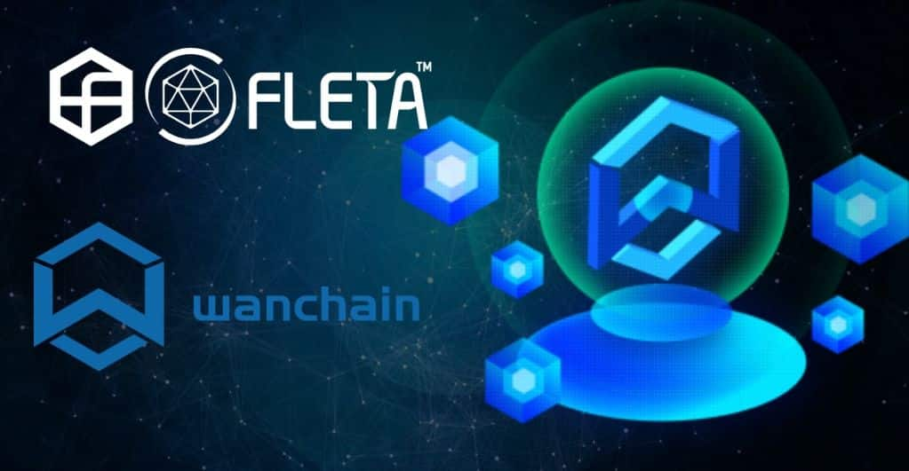 FLETA Signed a Technical Agreement With Wanchain